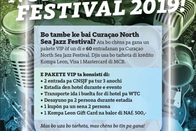 Curacao North Sea Jazz Festival 2019