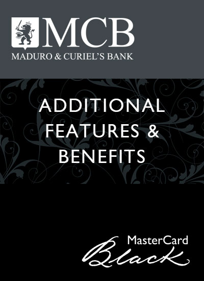 AAdvantage Mastercard Black Card Additional Features & Benefits Consumer