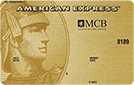 MCB American Express Gold Card