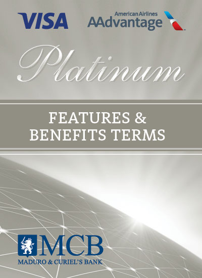 Visa AAdvantage Platinum Card Features & Benefits